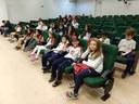 Visita alunos Colégio Alfa Águia 3