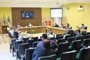 Em sessão, vereadores aprovam projetos e Título de Cidadão Benemérito
