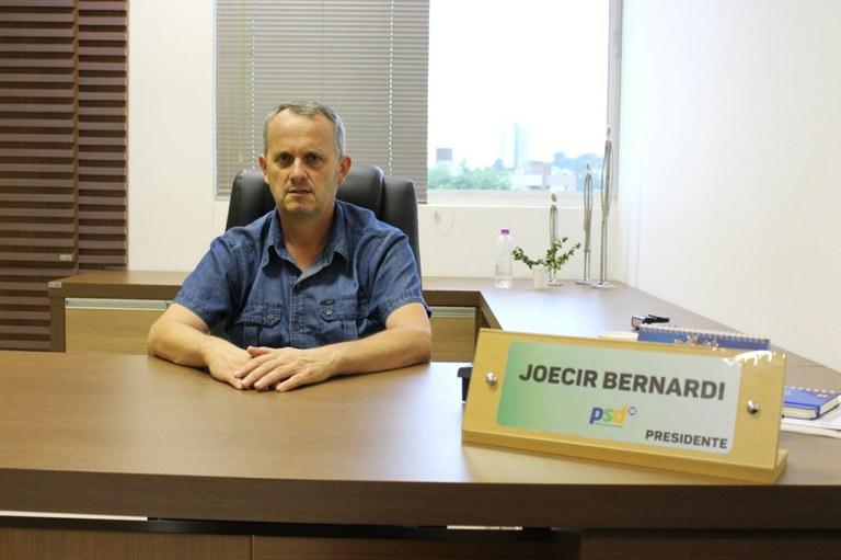 Trabalho intenso e agendas positivas devem fomentar ações do Legislativo, diz presidente
